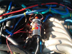 Installing an MSD Ignition System On A 3 0 : The Ranger Station