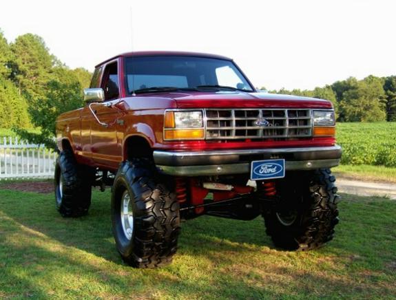 Rangerslim on Ford Ranger Rear Blocks