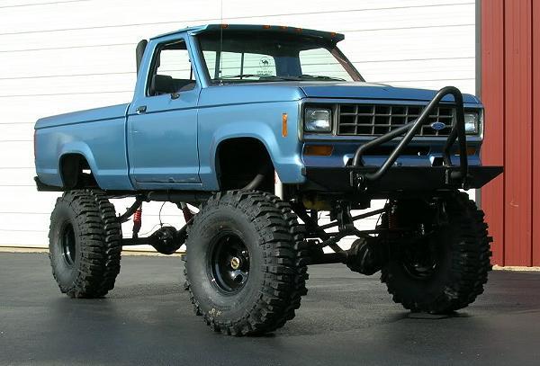 Off Road Bumpers F150 >> Cummins Diesel Ford Ranger