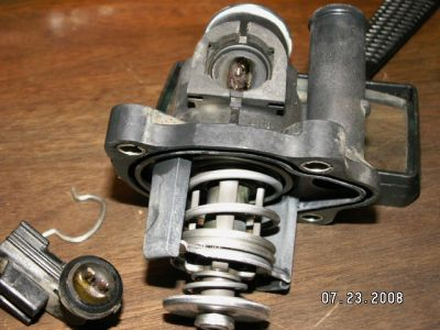 The Ford Ranger 2 3l Electronic Thermostat