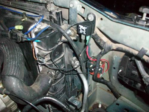 fan relay trs magazine cd player installation in 1995 ranger 2002 Ford Explorer Wiring Harness at suagrazia.org