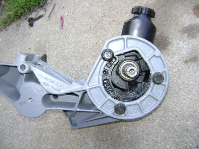 Ford Ranger Bolt Pattern >> The Ford Ranger - Saginaw Power Steering Pump Swap