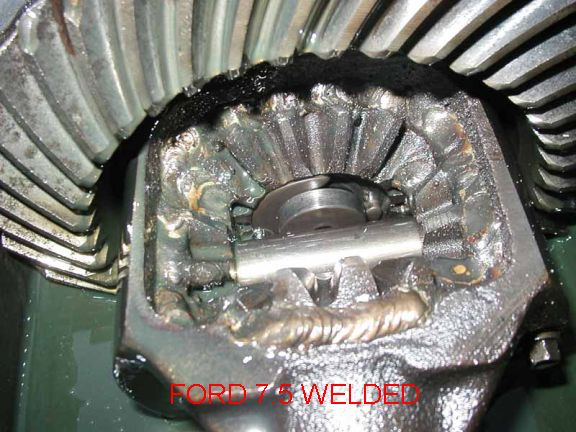 Any Pics Of Welded Diff Ranger Forums The Ultimate