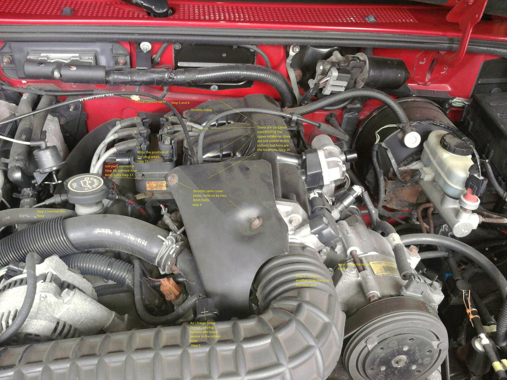 How To  Replace Valve Cover Gaskets  Fuel Rail Gaskets