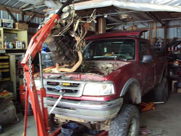 Rsvt on 97 Ford Explorer Engine