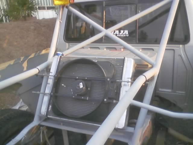 Trs Magazine Mounting A Remote Radiator