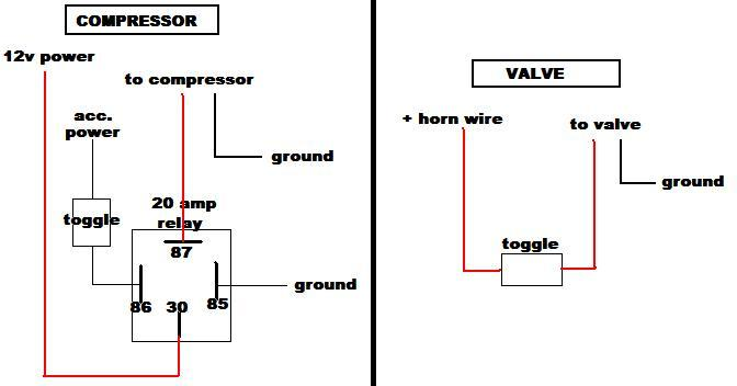 train19 train horn installation viair train horn wiring diagram at gsmportal.co