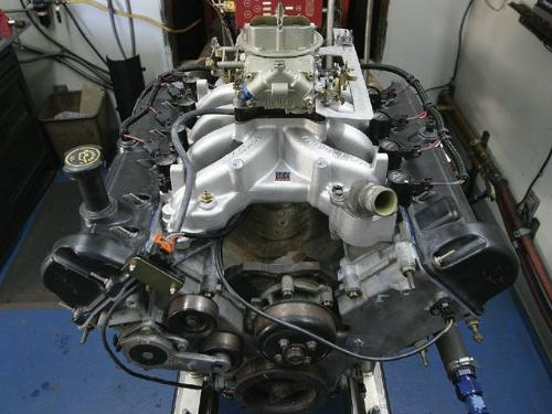 The Ford 4.6L Modular Engine