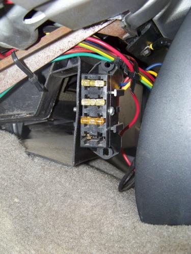 The Ranger Station - Wiring Accessories on