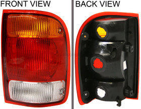 The 1998 1999 Taillights Are A Direct Swap On 1993 1997 Ranger