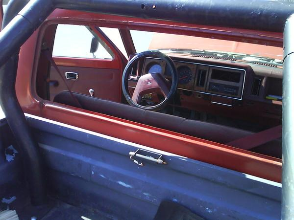 Rw on Ford Ranger Rear End