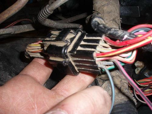 1986 Bronco Ii 2 9l To 5 0l Engine Wiring