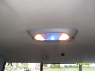 Triple Bulb Dome Light Upgrade