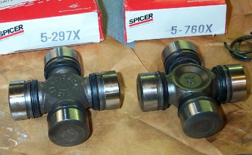 All About Universal Joints : The Ranger Station