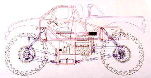 Monster Truck Suspension Evolution</font></b>