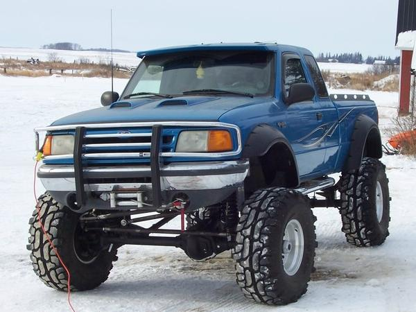Solid Axle Swap Spring Comparisons : The Ranger Station