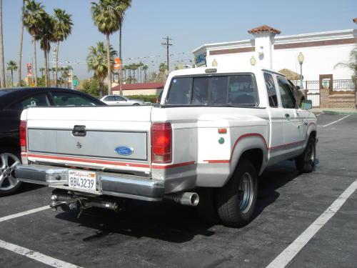 Ford Ranger Long Bed