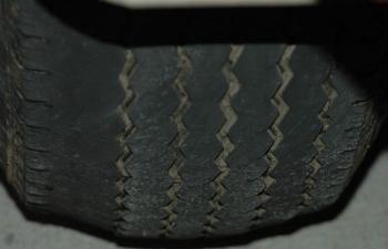 Trailer Tire Wear