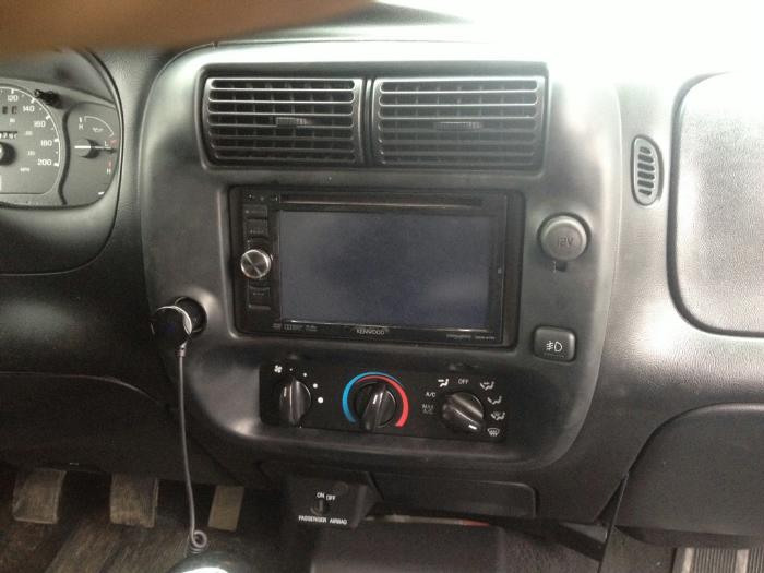 2006 Ford Ranger Headlight Corners Modified