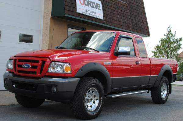 Trs Magazine - Ford Ranger Fx4 Off-road And Level Ii