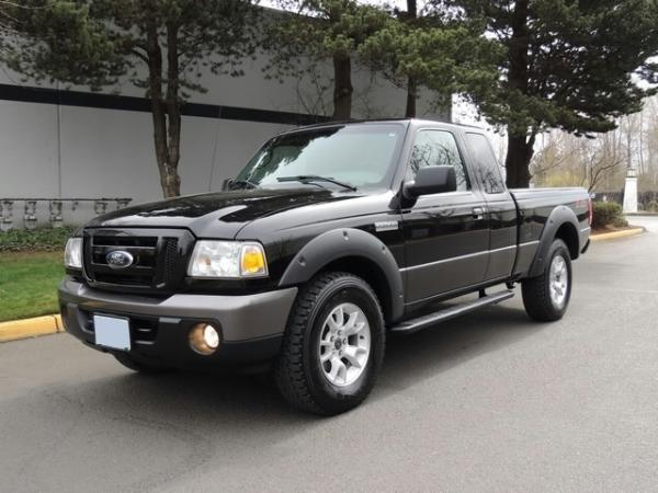 Trs Magazine Ford Ranger Fx4 Off Road And Level Ii By