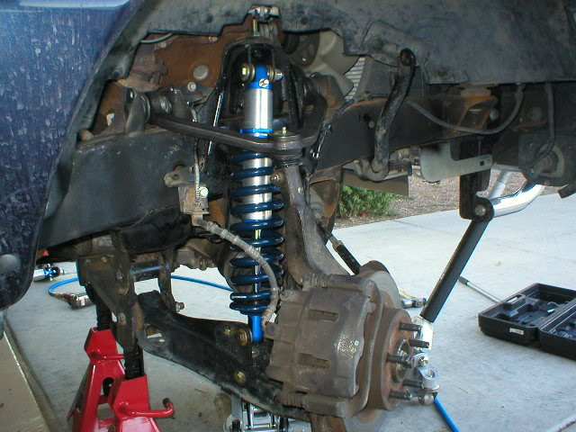 Trs Magazine 1998 2011 Ford Ranger Coilover Conversion
