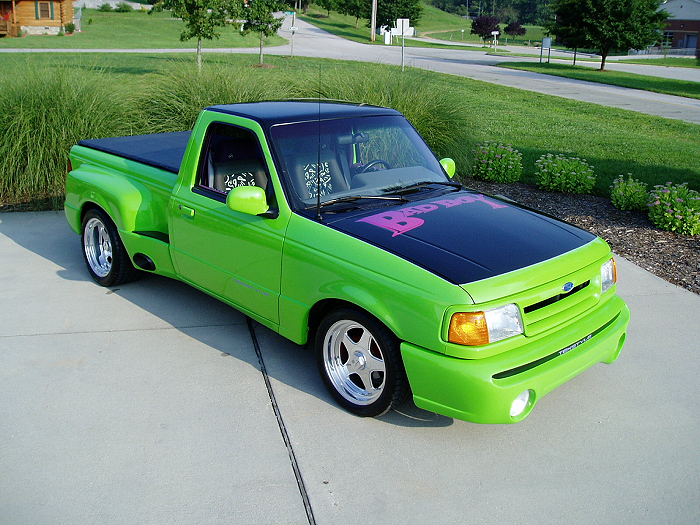 1993 Bad Boy Ford Ranger