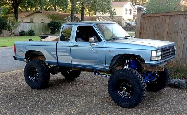 1991 Ford Ranger Stx 4x4