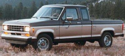 1986 Ford Ranger Problems & Recalls : The Ranger Station