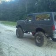 77 F250 351M Just bought    Serious running problems | The