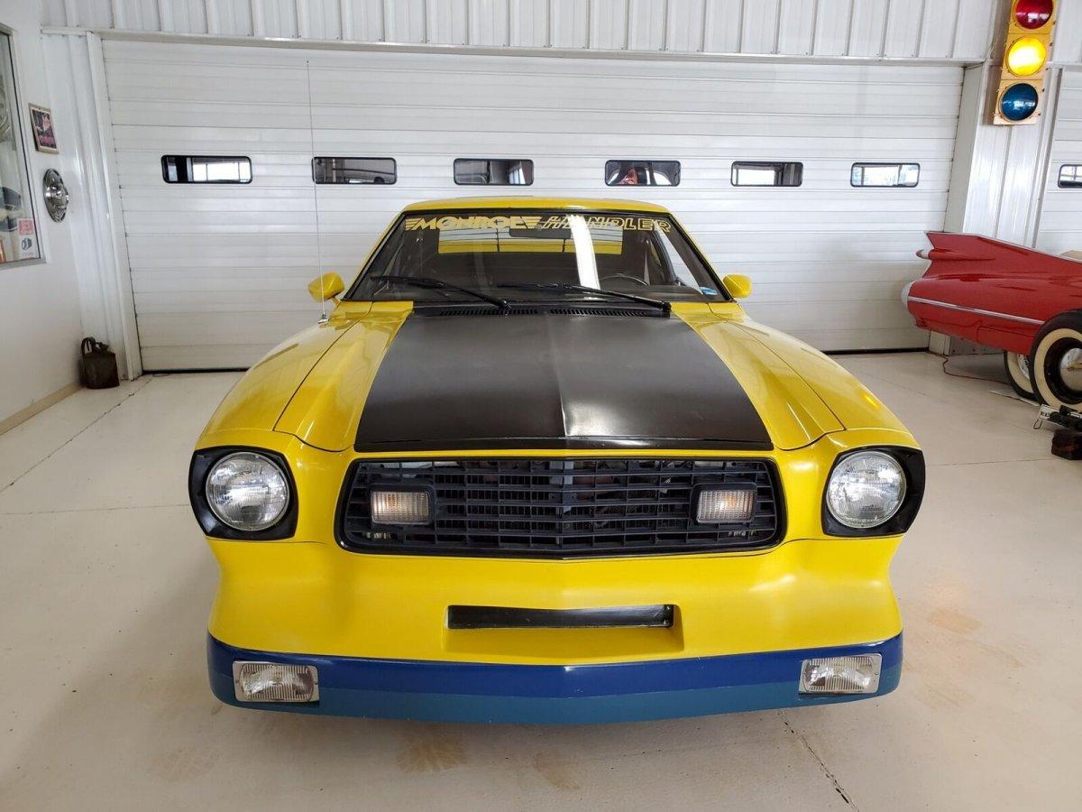 Cool 1978 Ford Mustang Monroe Hauler   The Ranger Station
