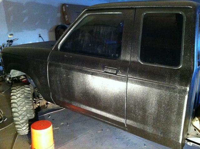 Bed Liner Paint Job The Ranger Station Forums