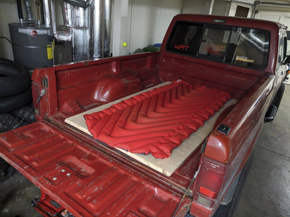 Second Fuel Tank in a Ranger | The Ranger Station