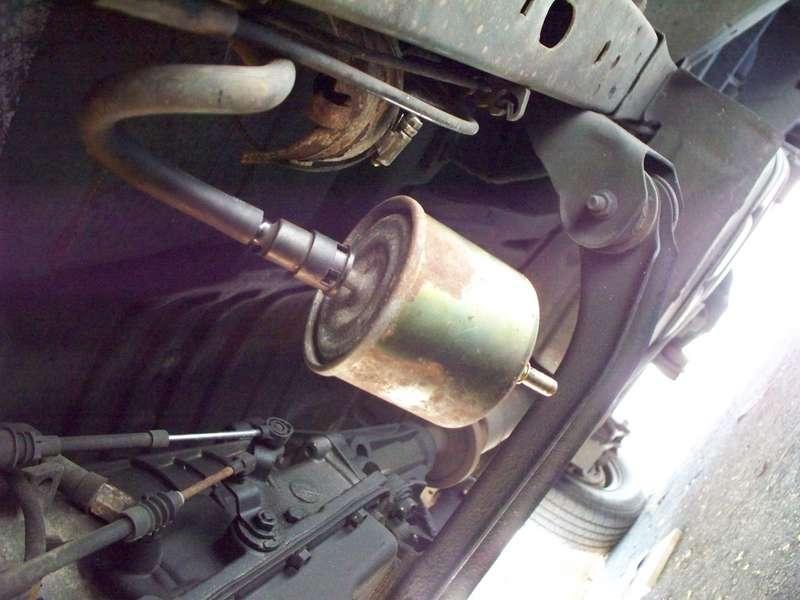 : Install inline/high pressure fuel pump (86 ranger 2.3 gas ...