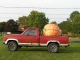 1203 lbs pumpkin in '88 ranger