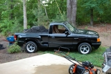 1995 Ford Ranger Splash