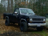my 1984 ranger
