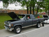 Truck at a Car Show 4/30/11
