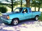 1992 Ford Ranger XLT