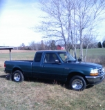 Pics of the day i got my first ranger.