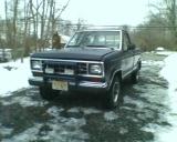 1986 Ford Ranger 4x4