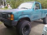 My '92 Ranger
