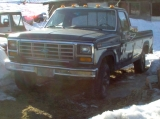 my 1984 f150 4x4