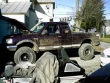 Nate's 1993 Ranger Project