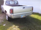 i tookthis truck from a ovi wreck purple completly stock 2 this
