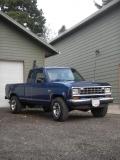 """""""Blue Thunder"""" 87 Ranger 4X4 SC"""