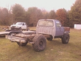 1996 F250 Truggy Project