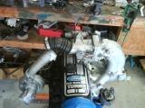 Engine swap pics