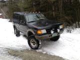 My 95 ford ranger