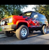 Bronco of Fire